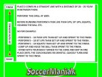 Speed Training for Soccer