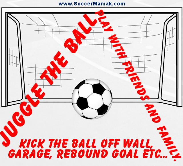 beginner soccer drills