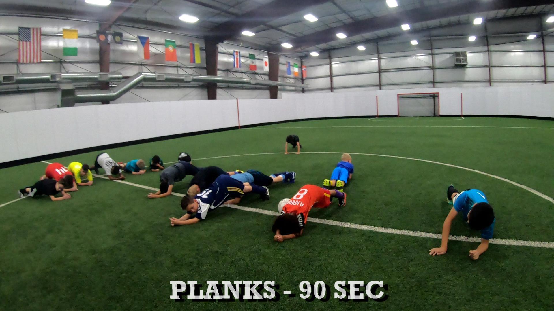 Coaching Youth Soccer 7
