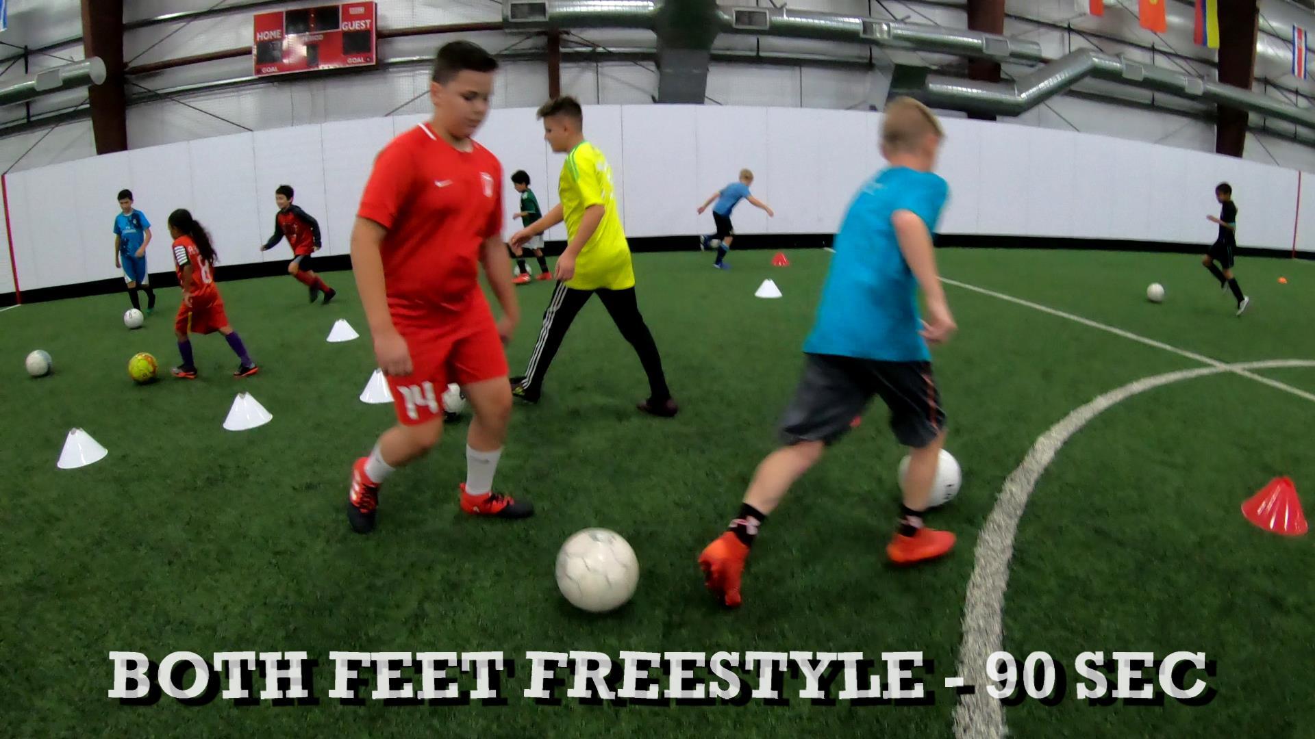 Coaching Youth Soccer