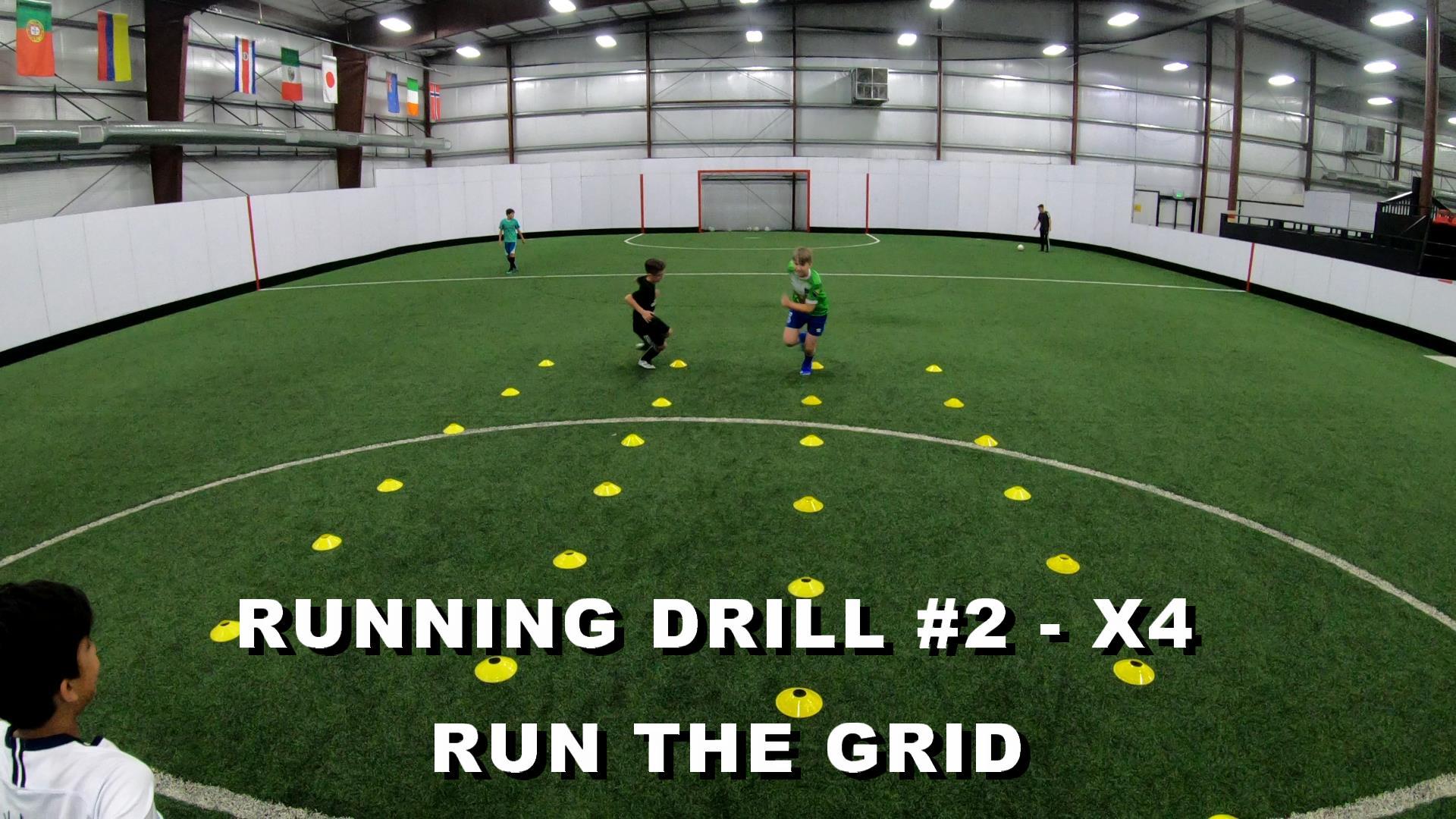 Kids Soccer Training