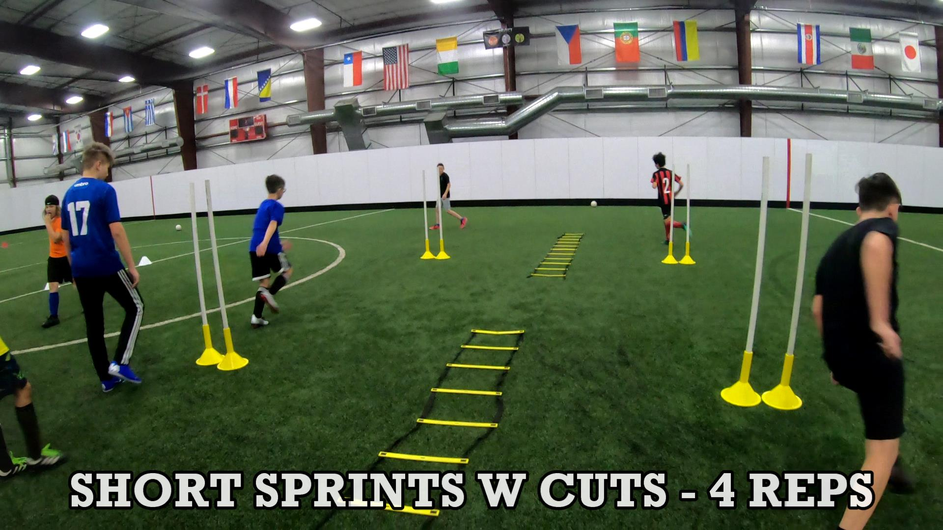 SOCCER COACHING DRILLS FOR KIDS 4