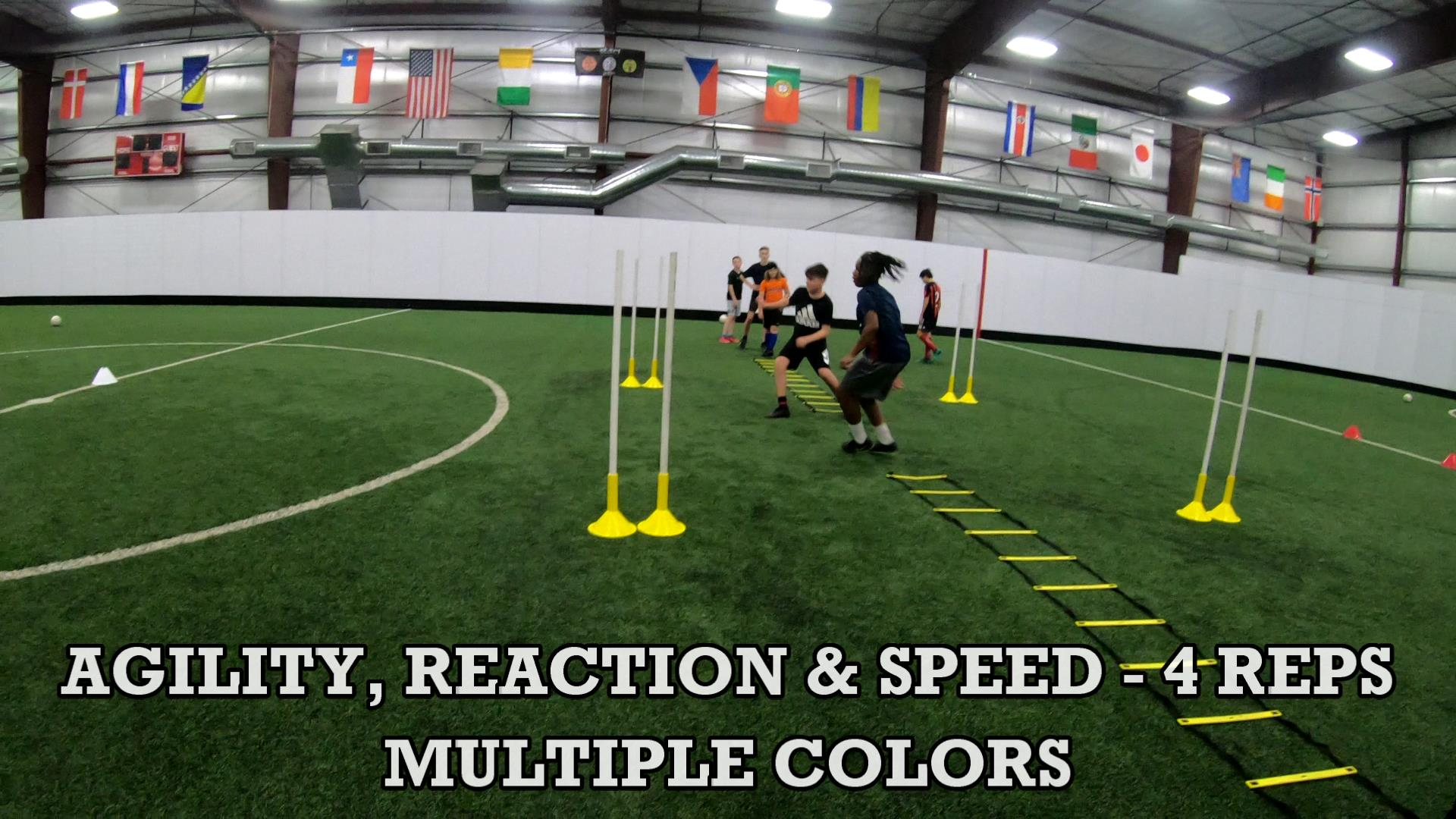 SOCCER COACHING DRILLS FOR KIDS 7