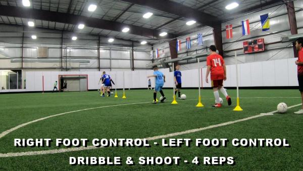 Soccer Drills for 10 Year Olds 4