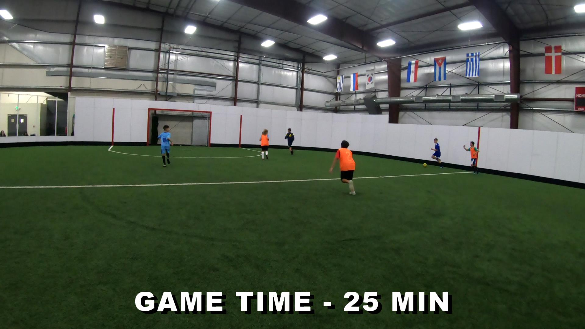 Soccer Drills for 10 Year Olds 8