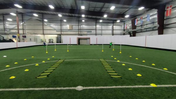 Youth Soccer Training 9/15/2019