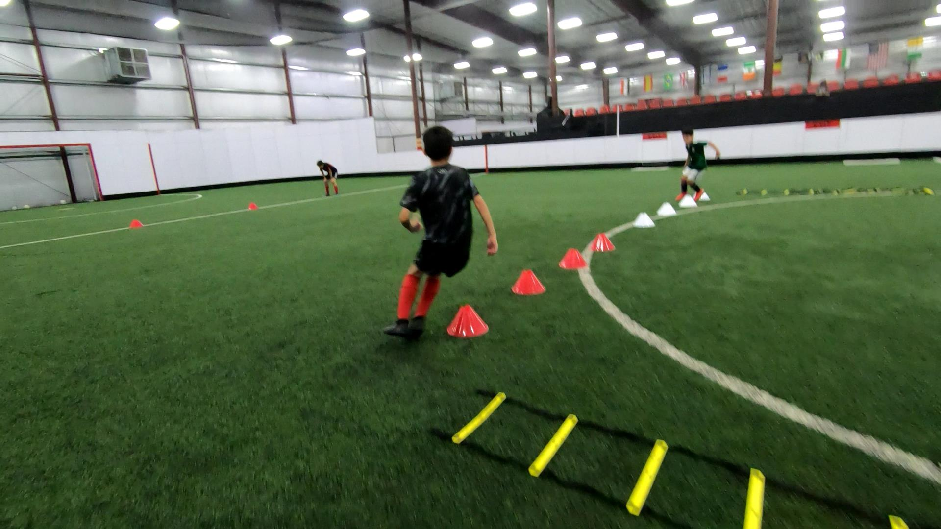 Soccer Practice Session 9/22/2019