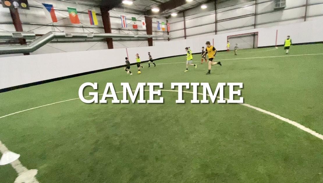 Kids Soccer Training Session Strength & Fun