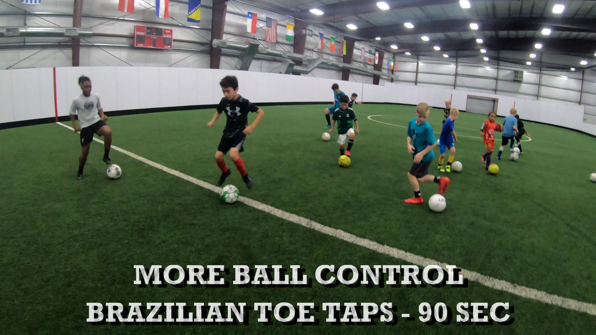 Coaching Youth Soccer 5