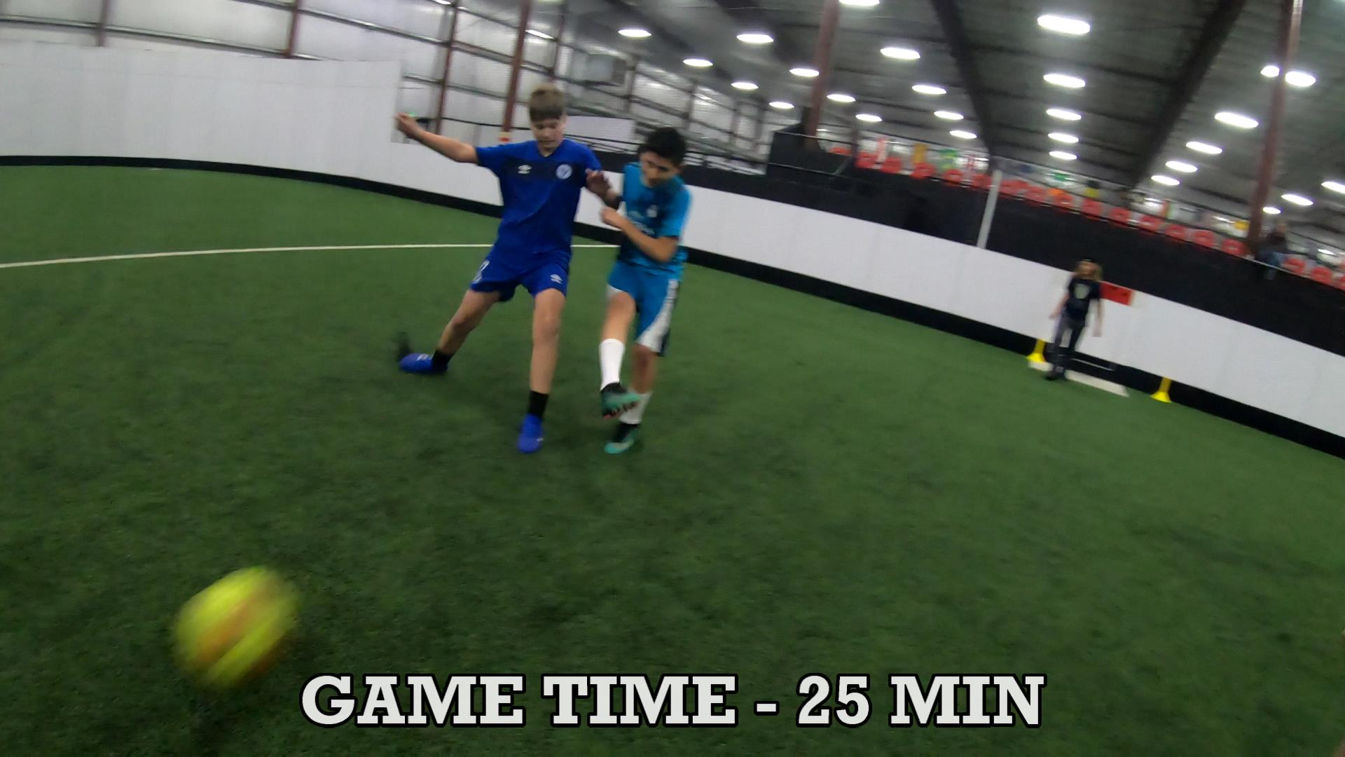 Drills for Soccer Ball Control 10