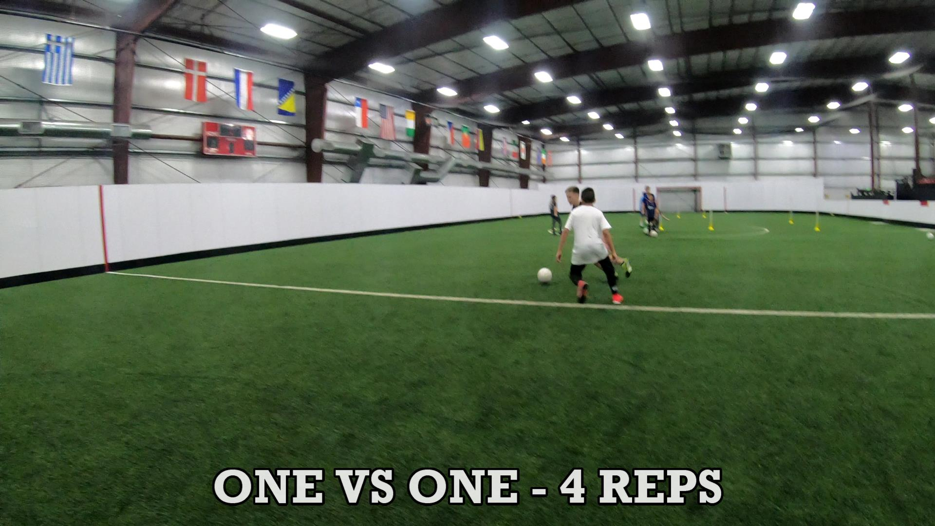 Drills for Soccer Ball Control 3