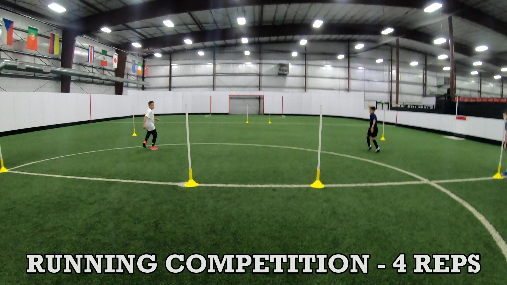 Drills for Soccer Ball Control 5