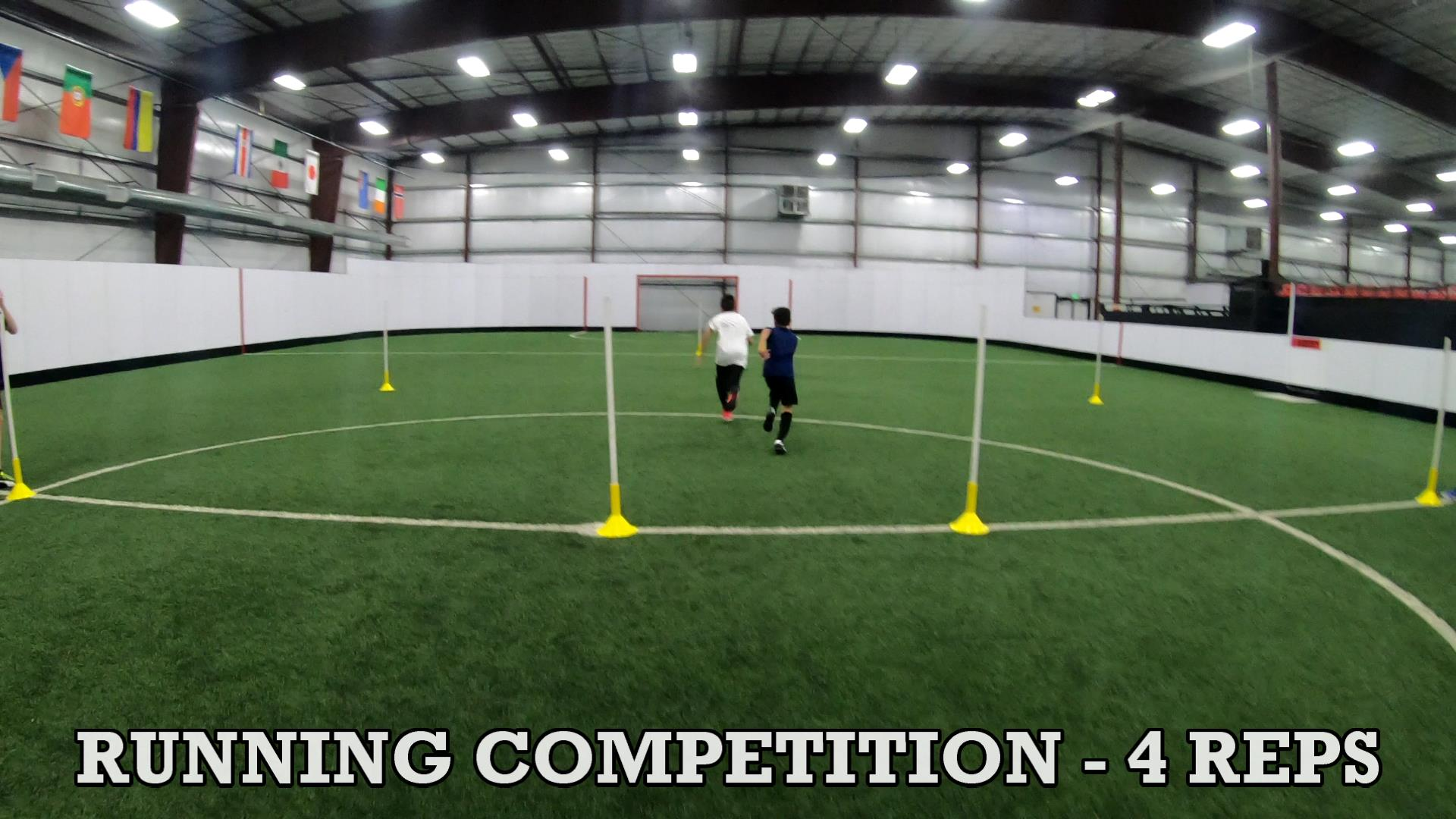 Drills for Soccer Ball Control 6