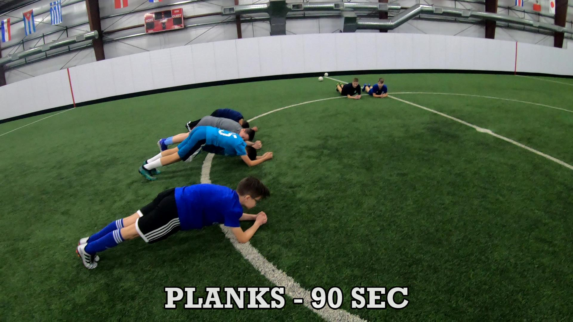Drills for Soccer Ball Control 9