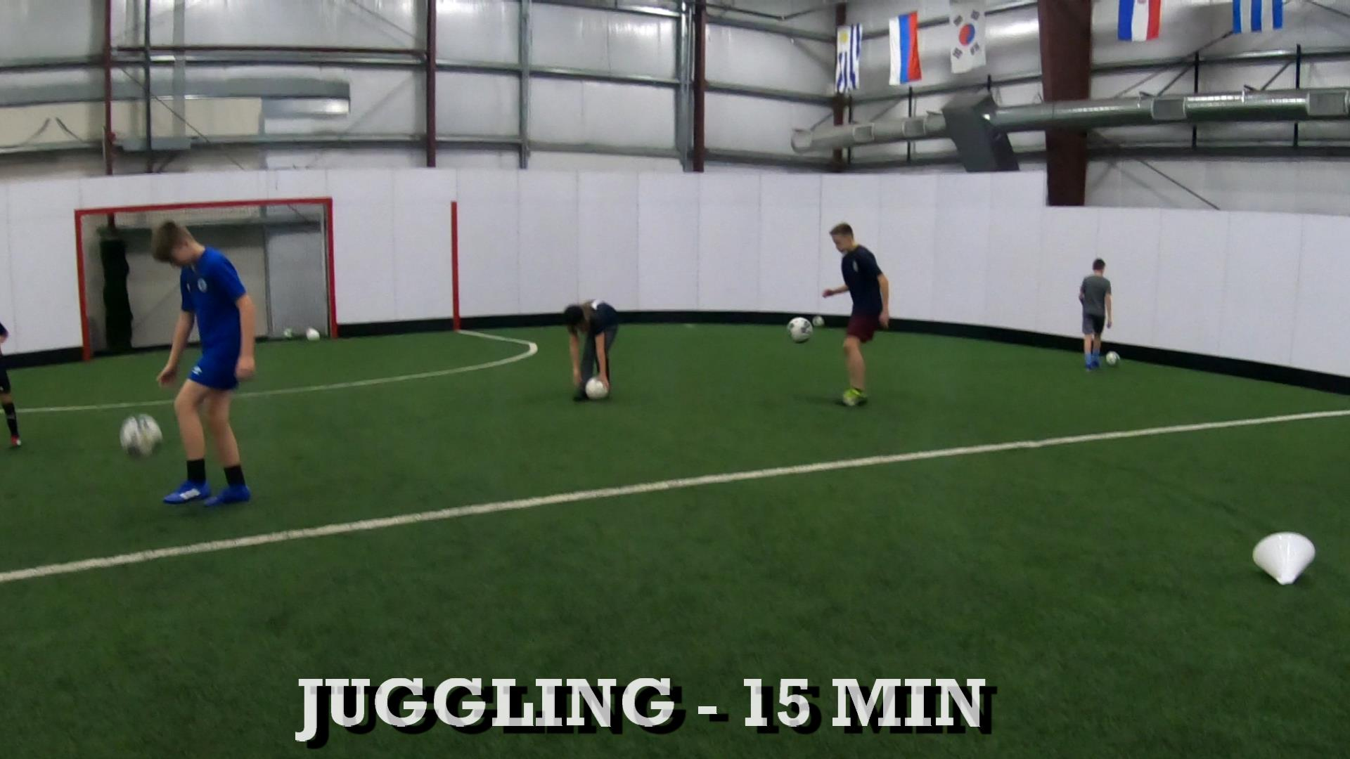 Drills for Soccer Ball Control