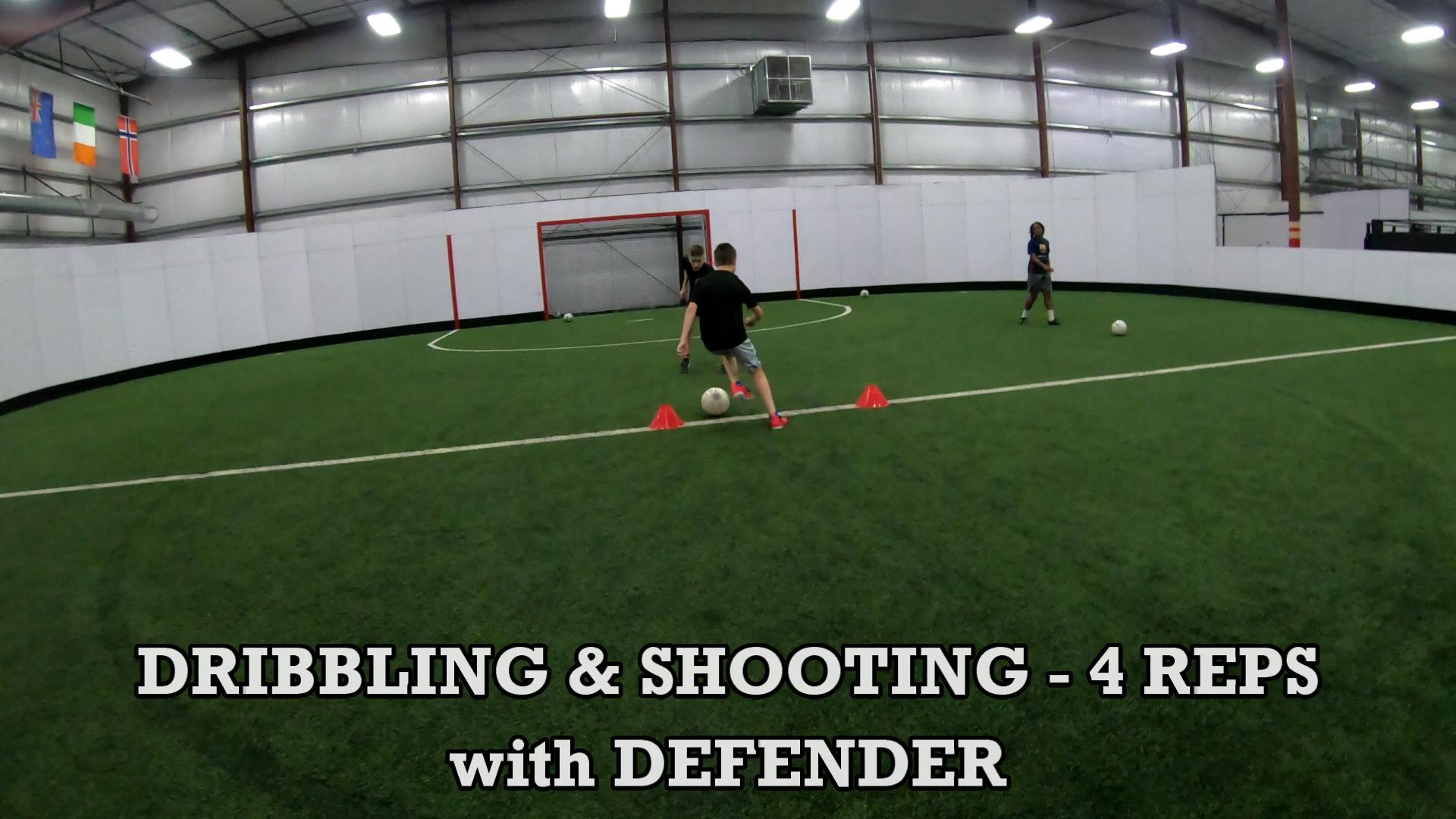 SOCCER COACHING DRILLS FOR KIDS 9