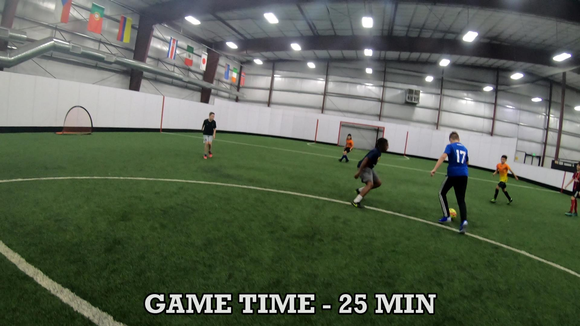 SOCCER COACHING DRILLS FOR KIDS 12