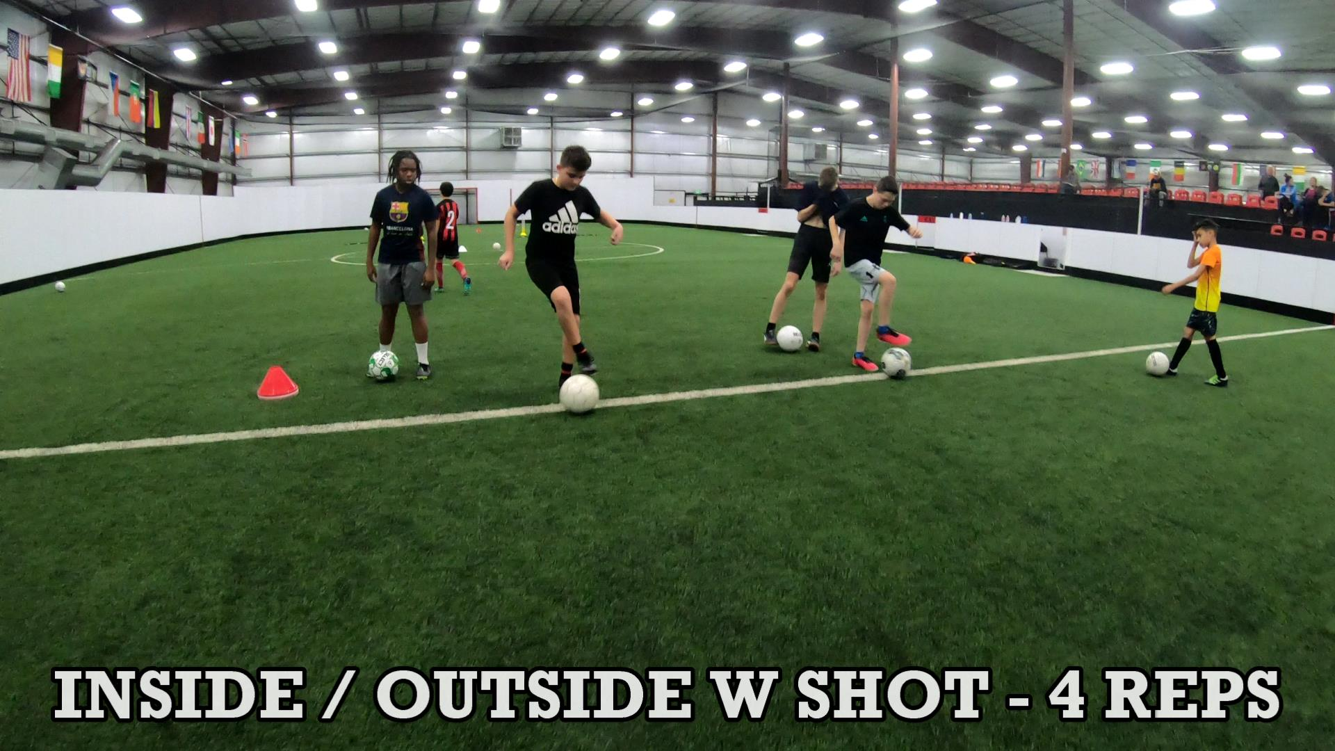 SOCCER COACHING DRILLS FOR KIDS 2