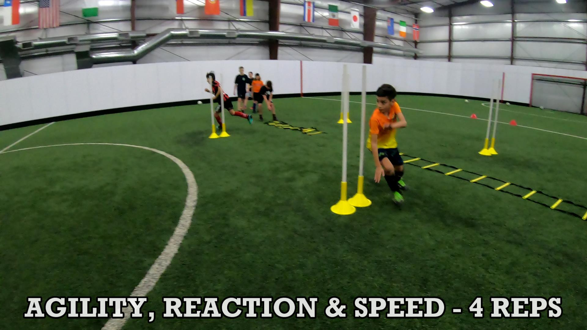 SOCCER COACHING DRILLS FOR KIDS 6