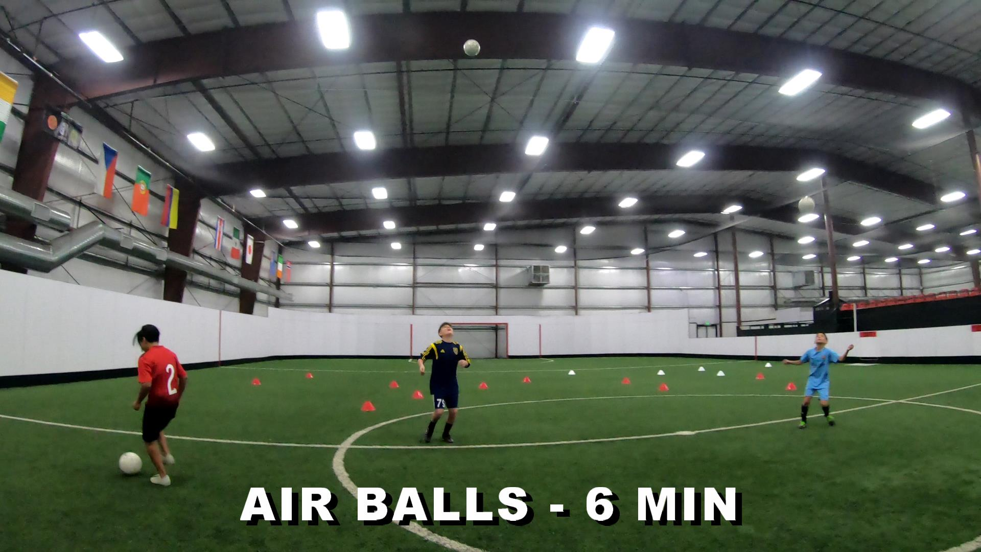Soccer Drills for 10 Year Olds 1
