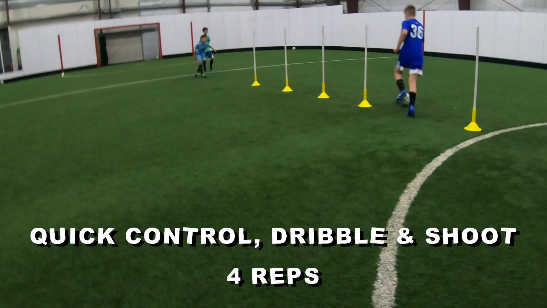 Soccer Drills for 10 Year Olds 5