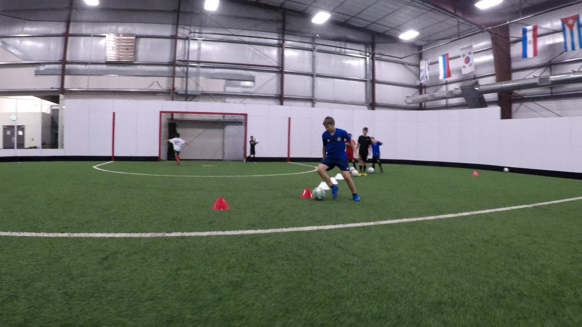 Youth Soccer Training 9/1/2019