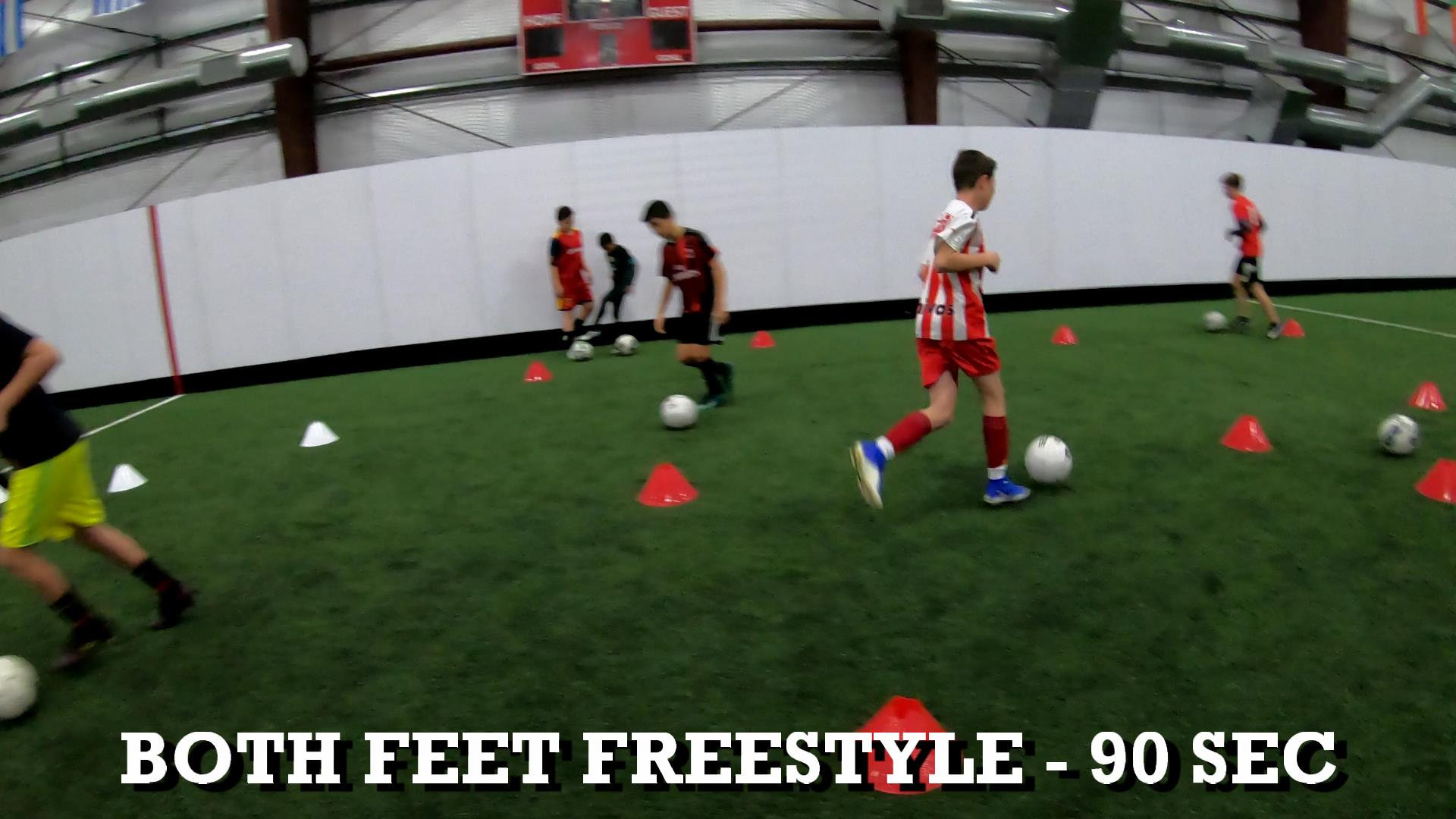 Soccer Training Drills and Skills 2