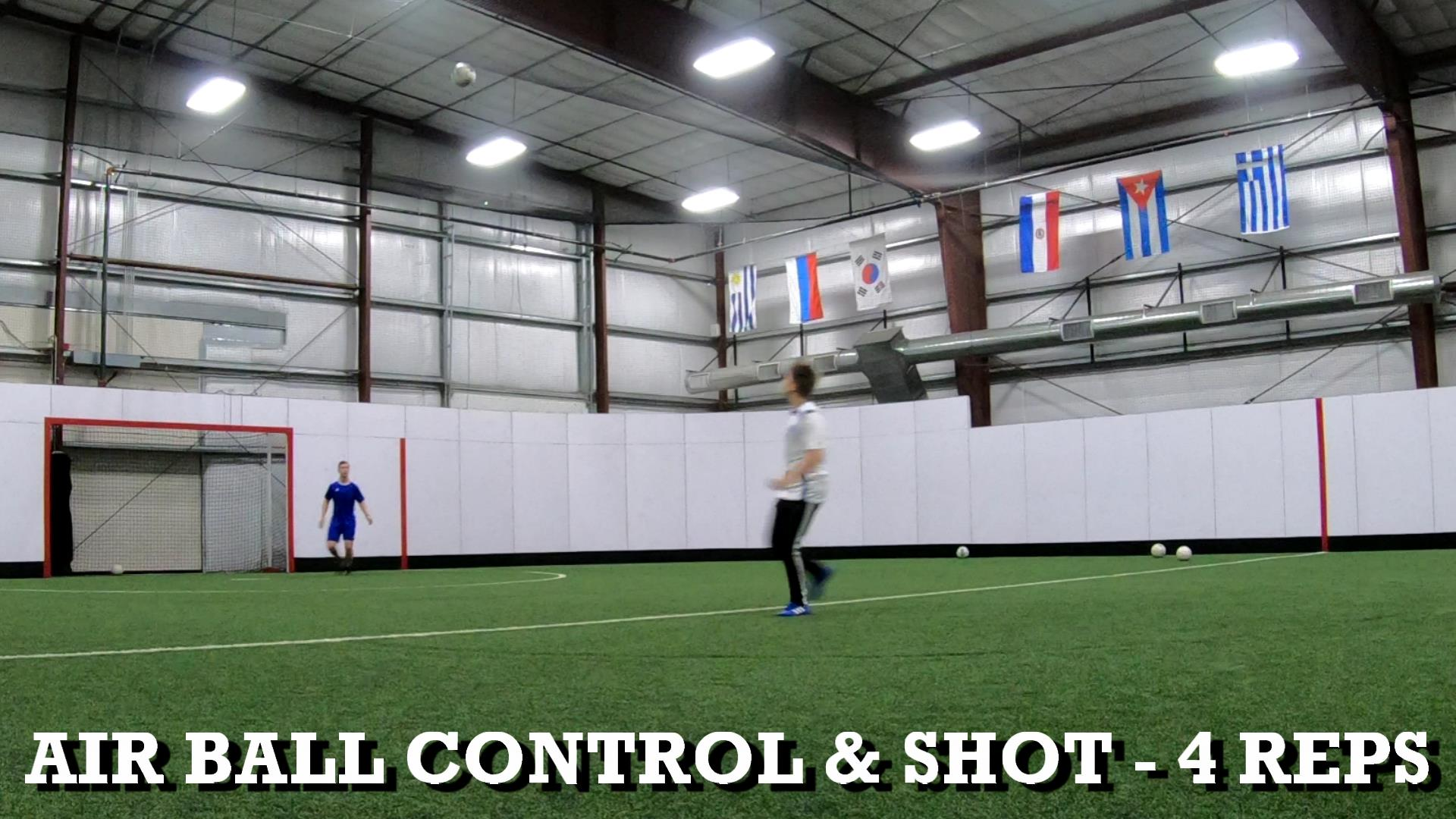Soccer Training Drills and Skills 3
