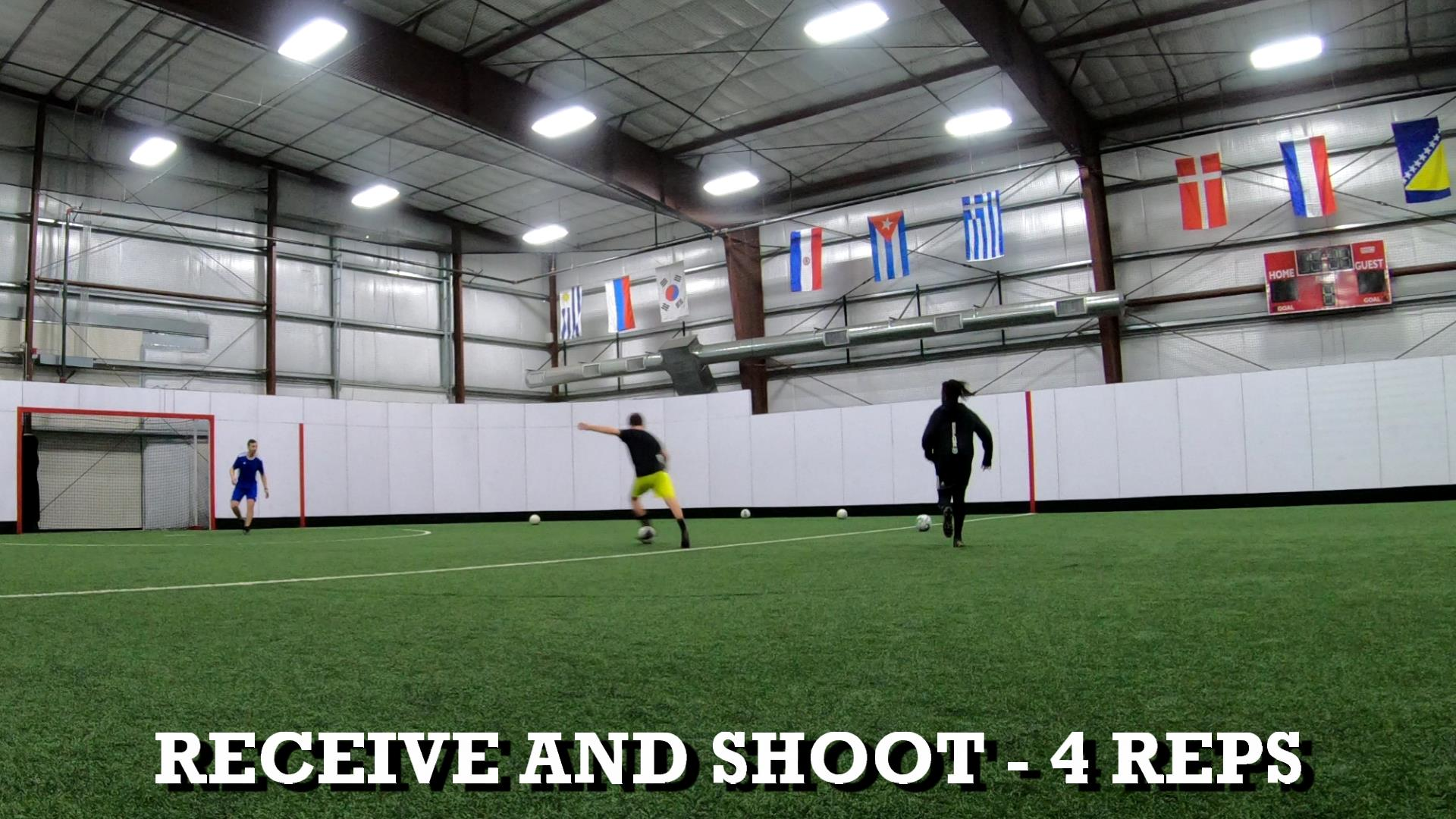 Soccer Training Drills and Skills 4