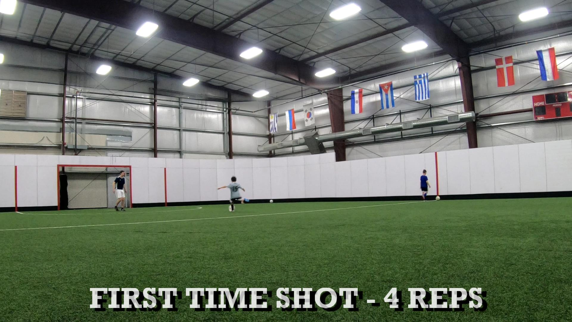 Soccer Training Drills to Improve Ball Control 3