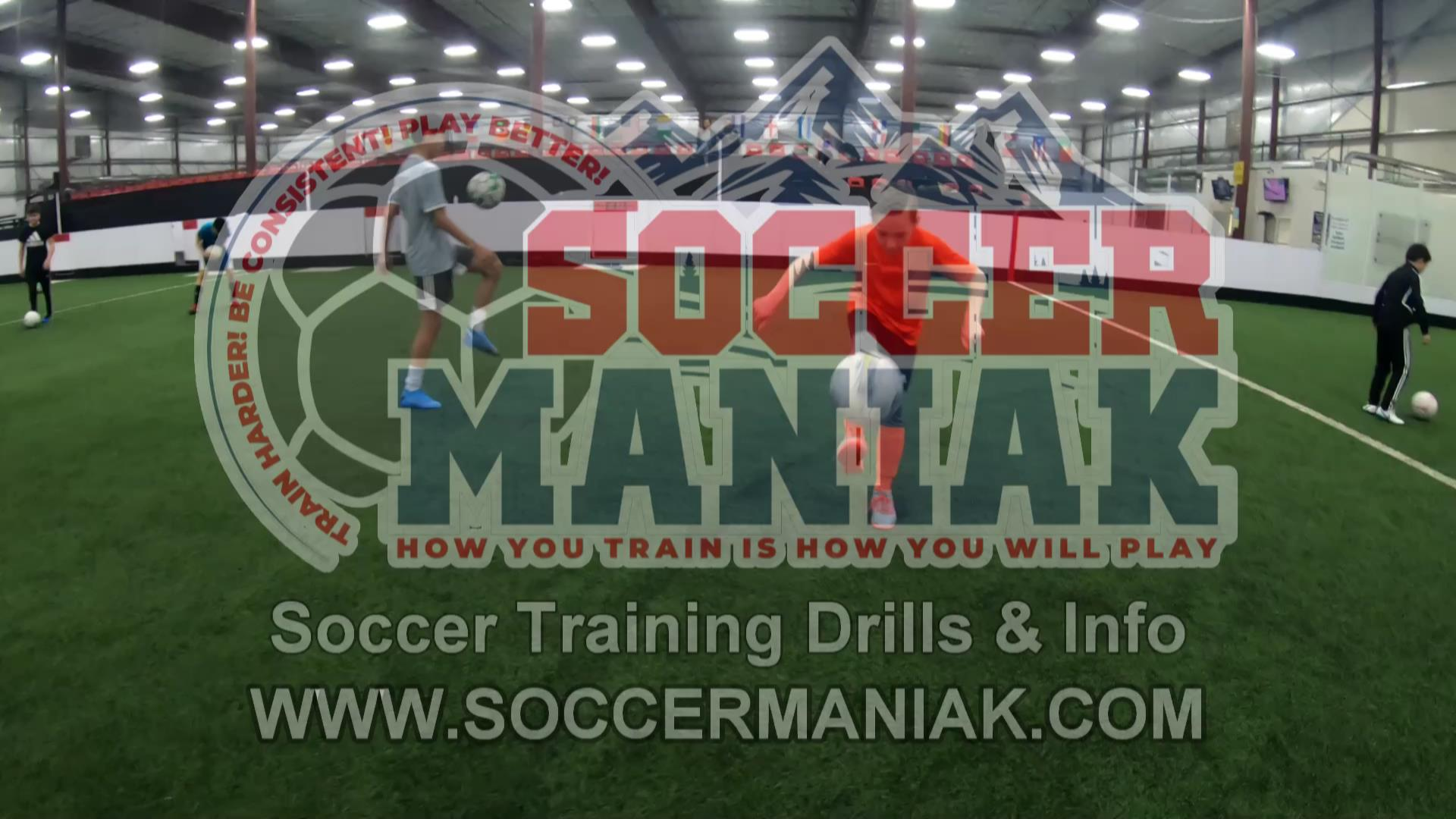 Soccer Training Drills to Improve Ball Control