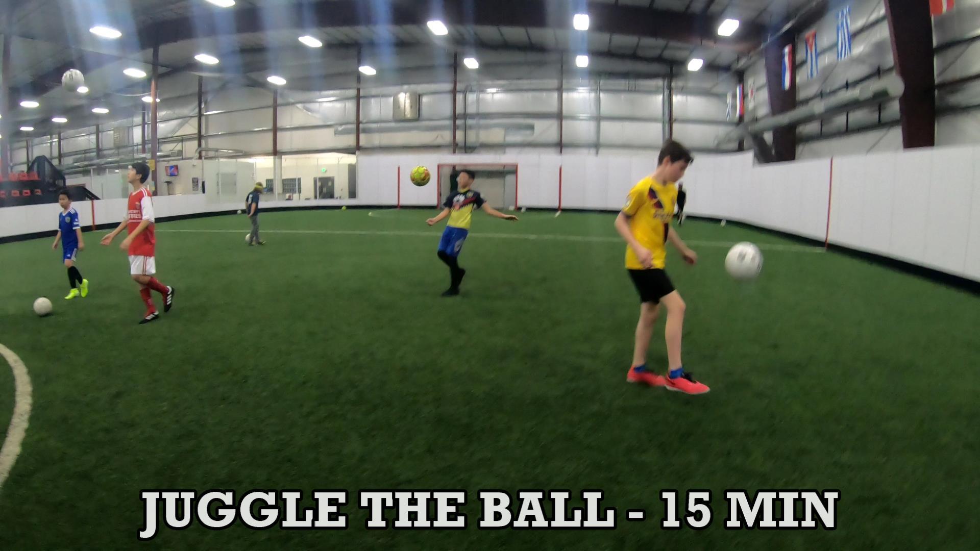 Soccer Training Program 2