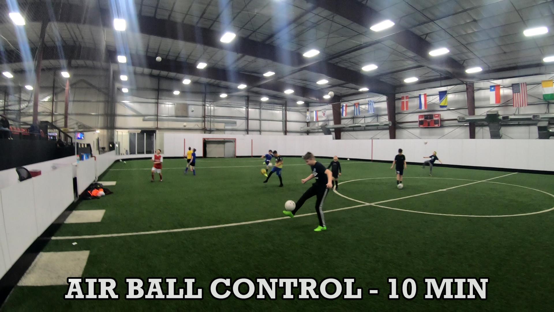 Soccer Training Program 3