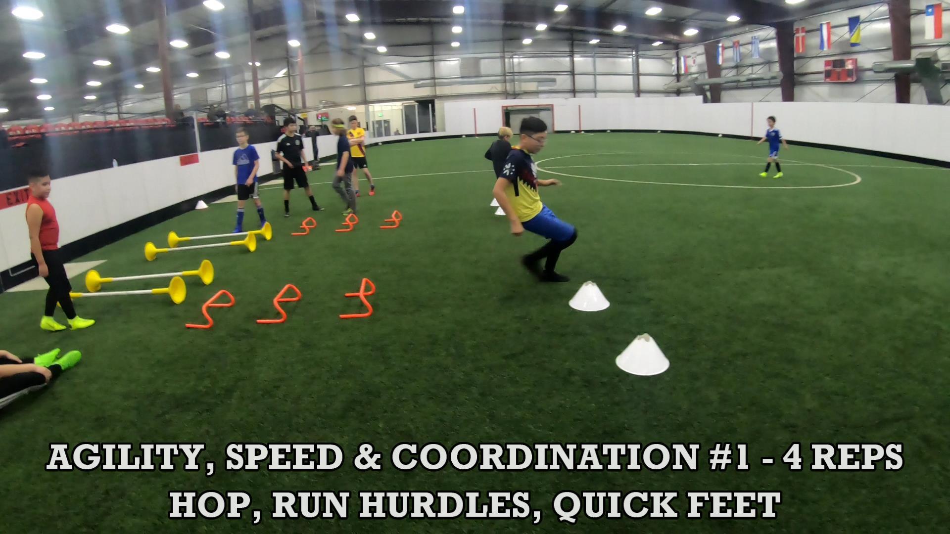 Soccer Training Program 4