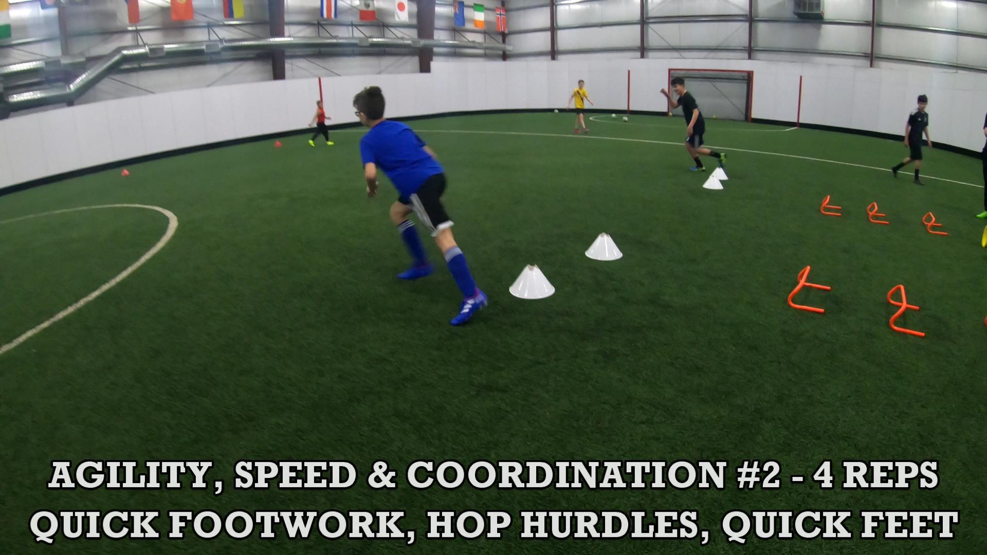 Soccer Training Program 5