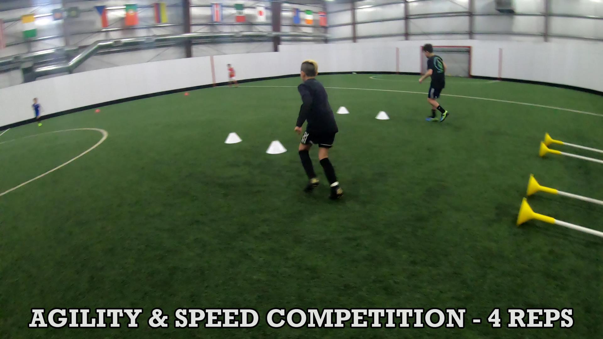 Soccer Training Program 6