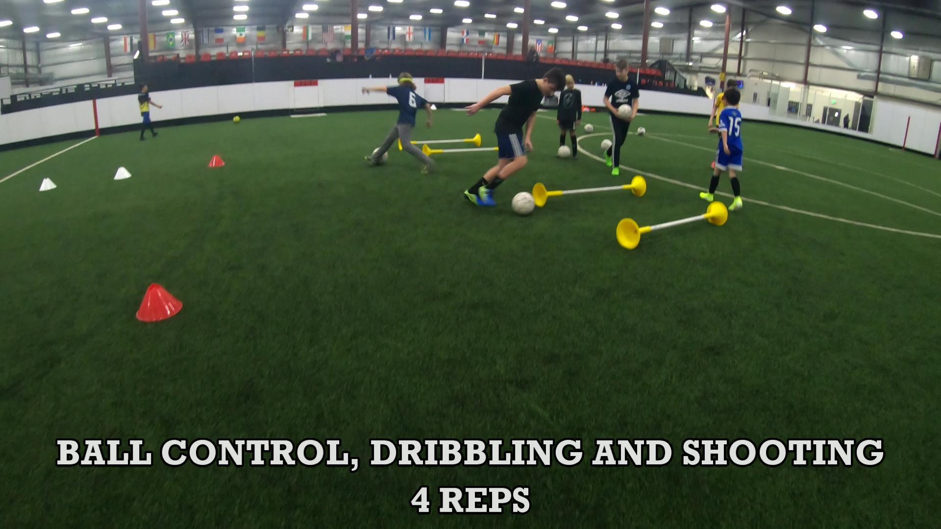 Soccer Training Program 7