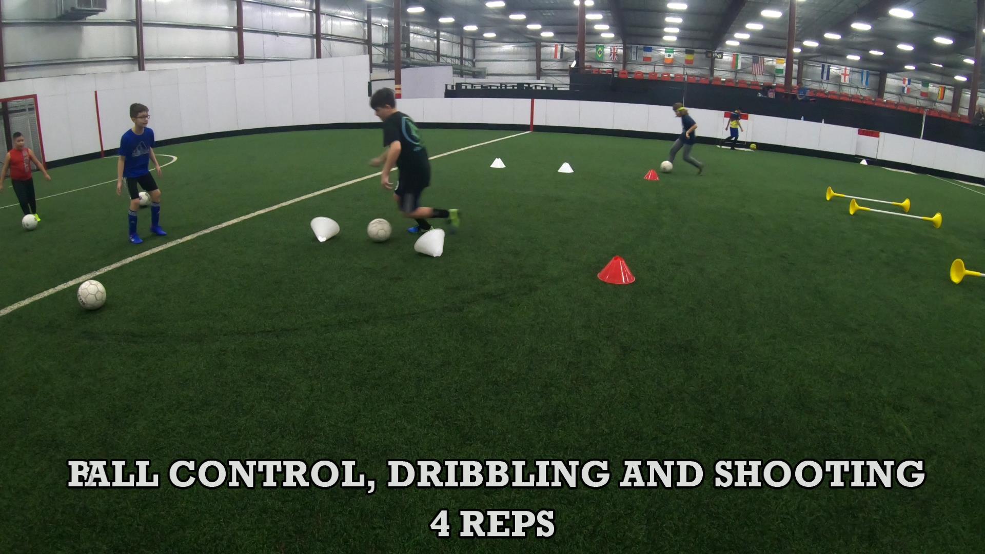 Soccer Training Program 8