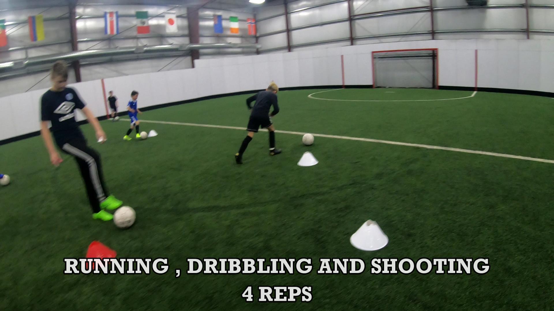 Soccer Training Program 10