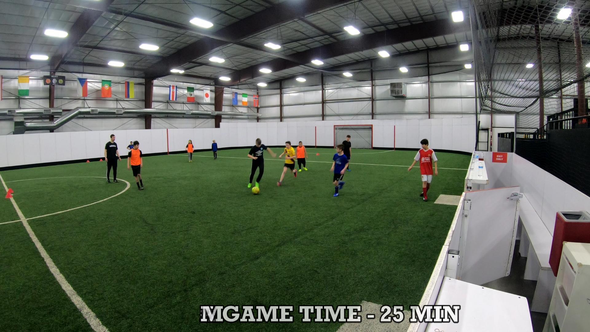 Soccer Training Program 14
