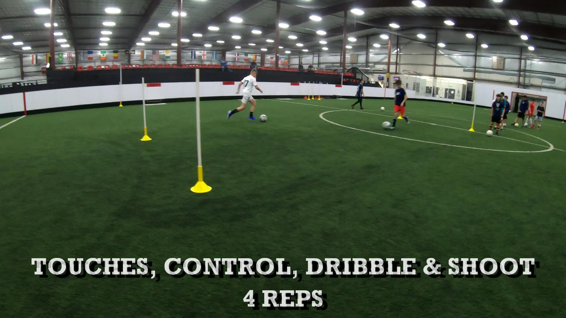 Soccer Training Sessions 7