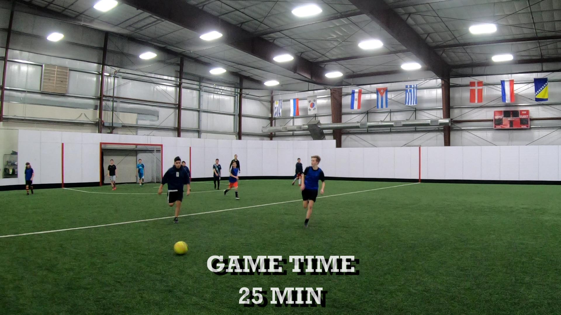 Soccer Training Sessions 8