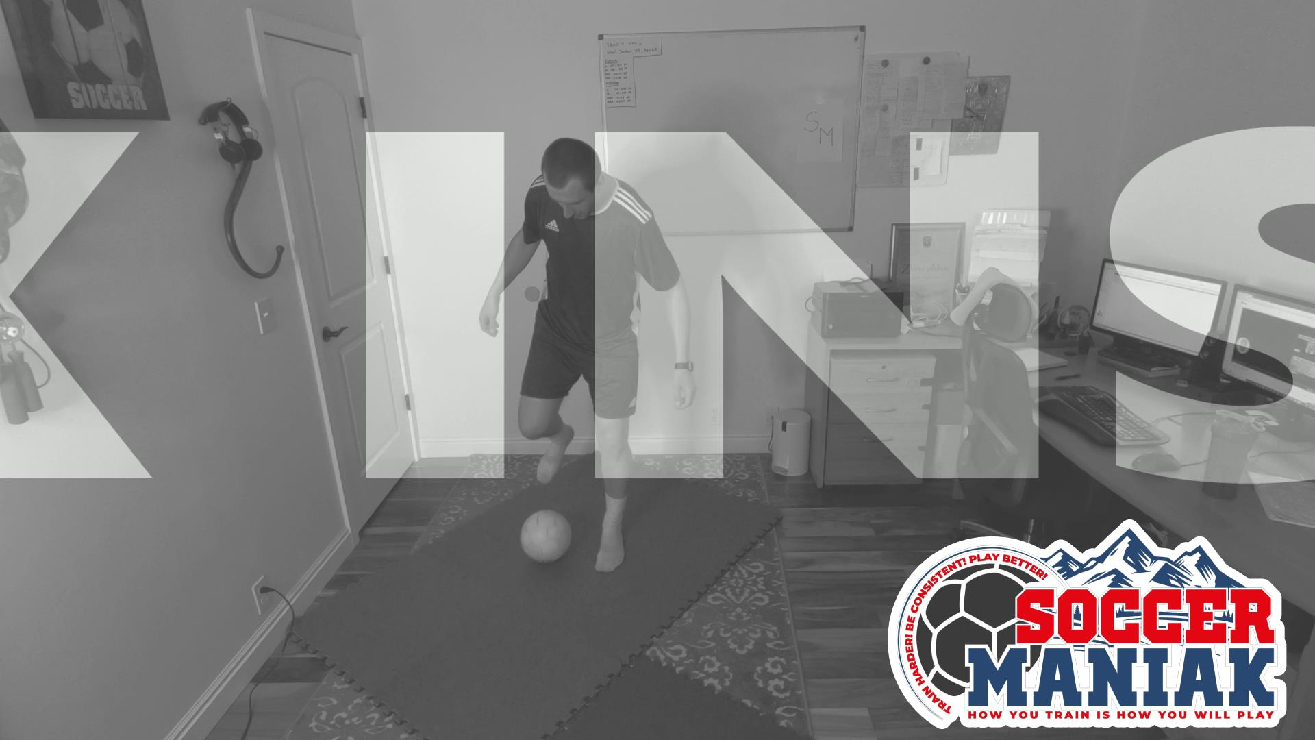 Soccer Training Videos Ep 3