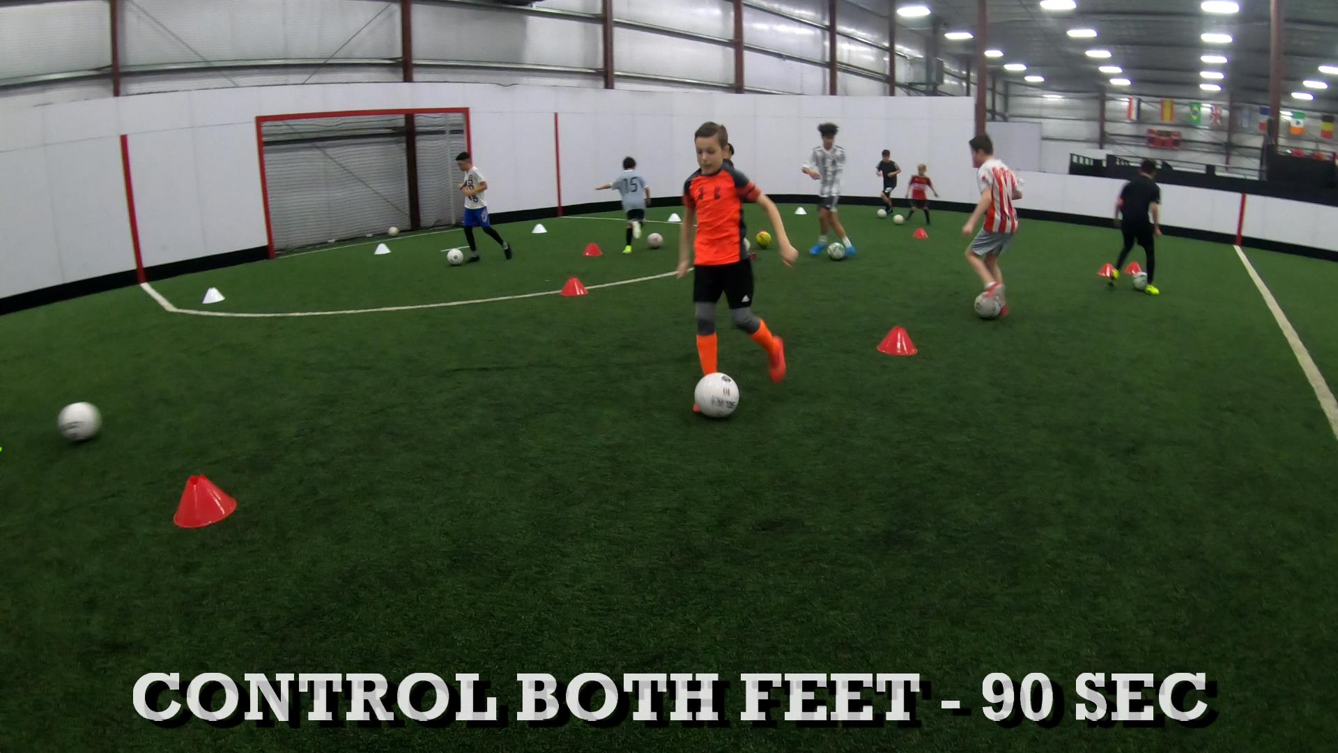 Soccer Training for Kids 2