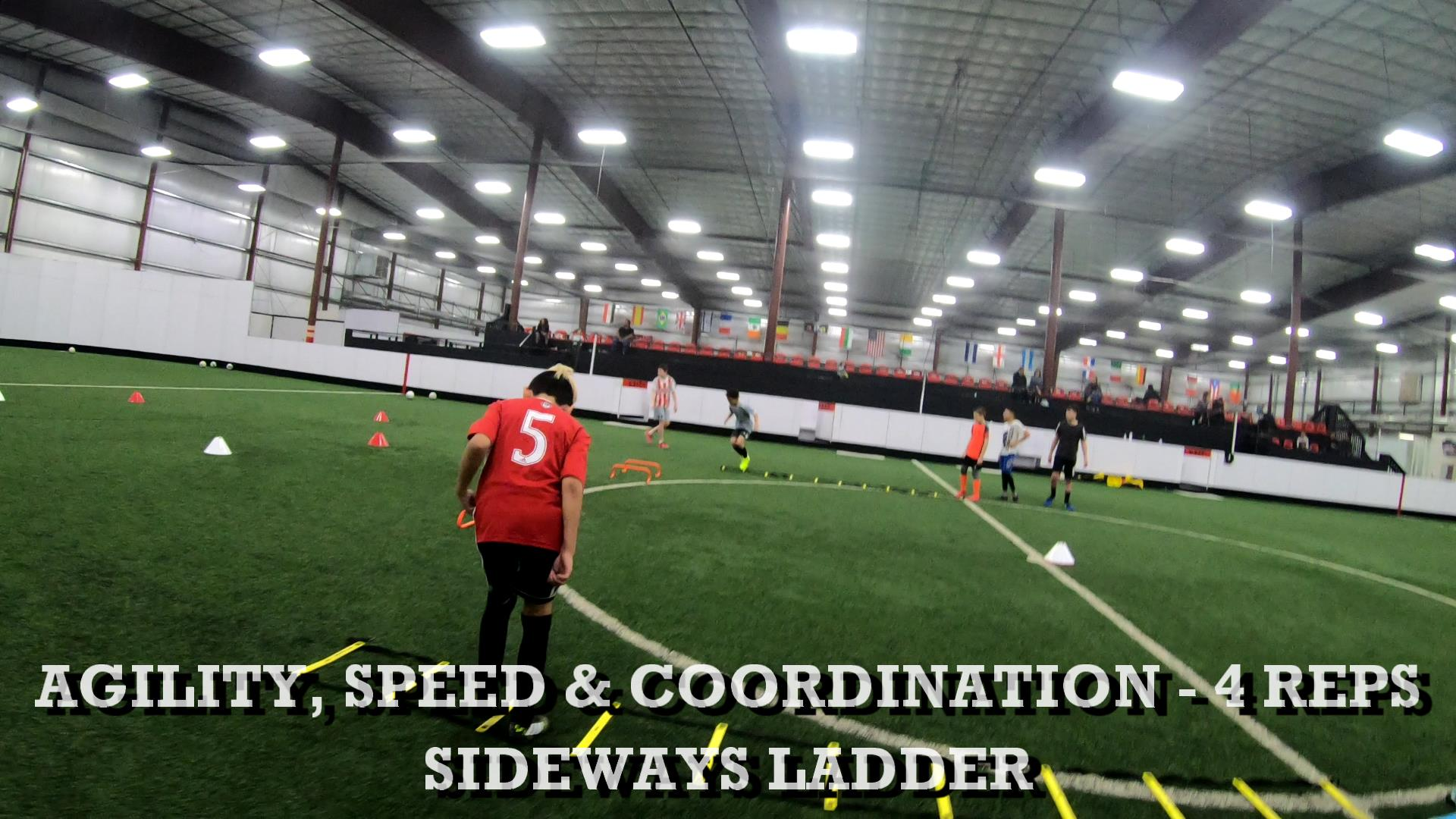 Soccer Training for Kids 5