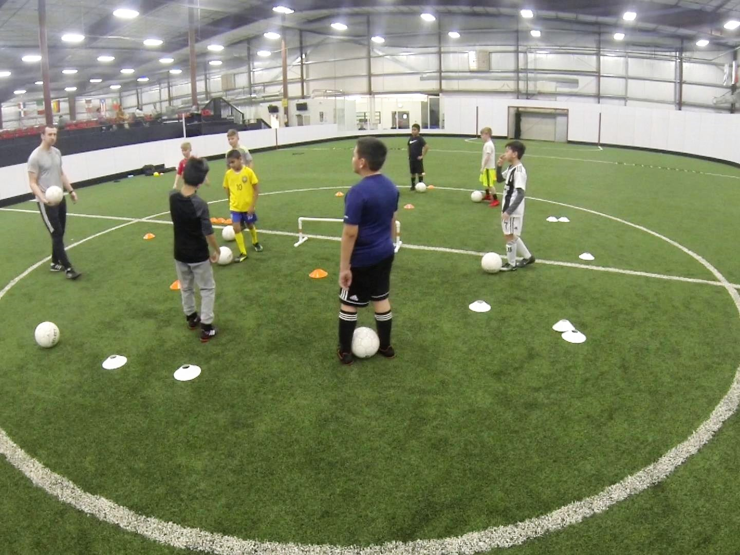 Private Soccer Training in Utah