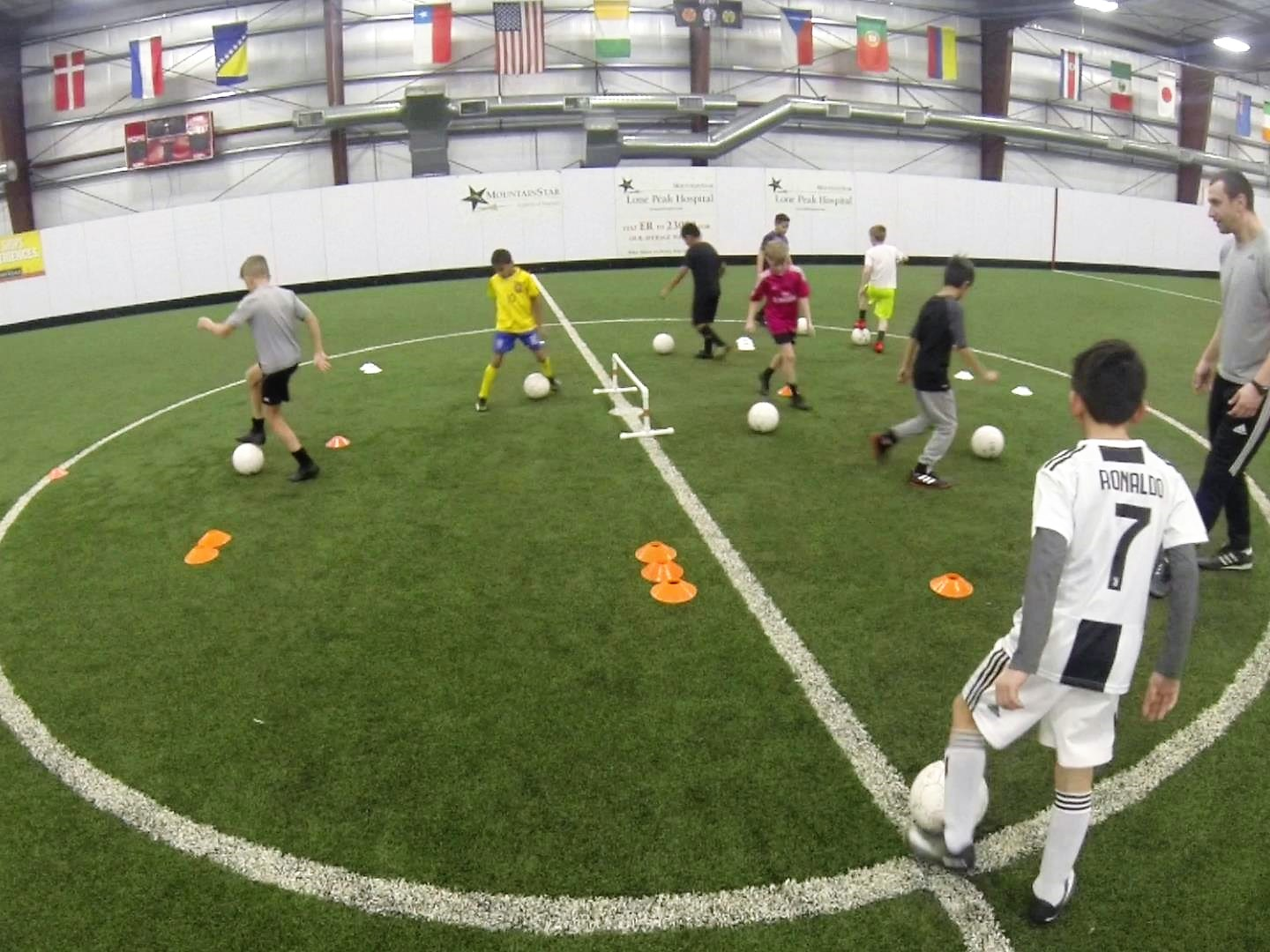 Utah Private Soccer Training