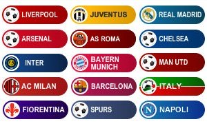 best soccer clubs, world soccer teams, top soccer teams, ever, of all time