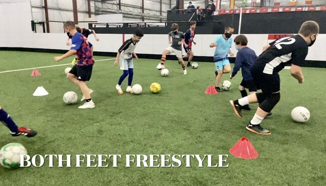 Soccer Skills Training - Ball Control
