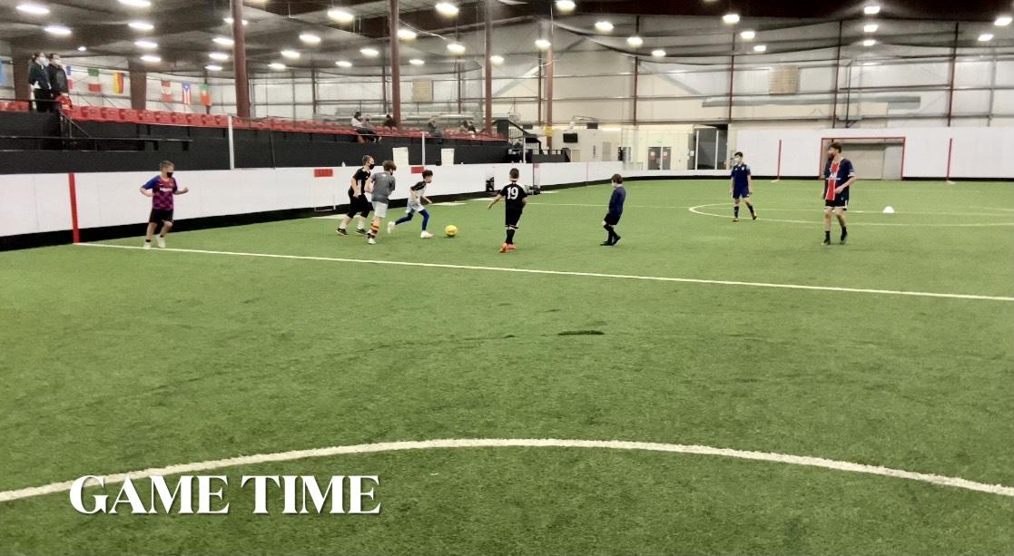 Soccer Skills Training - Game Teacher